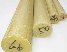 Epoxy laminated rods