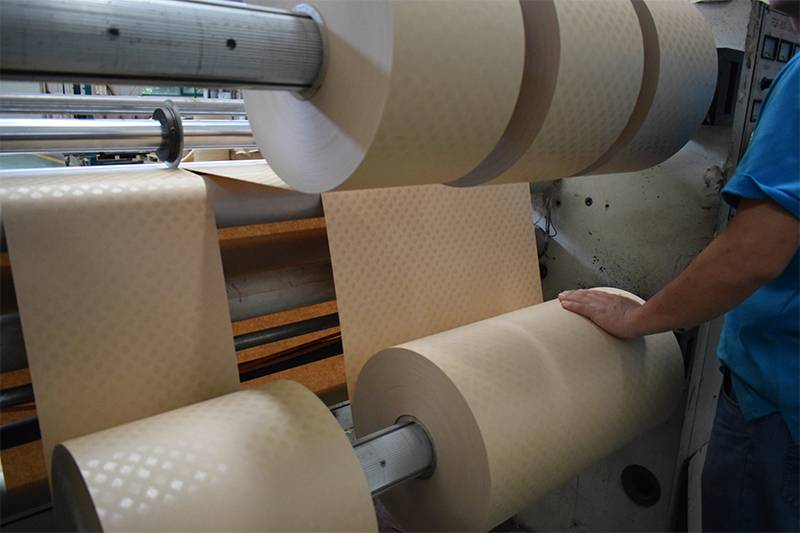 Insulation paper DDP