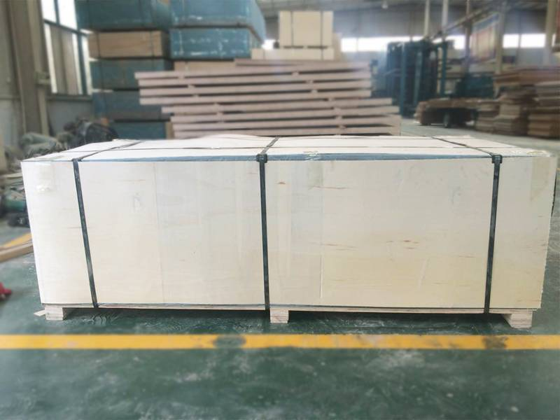 Electrical insulation plywood for transformer