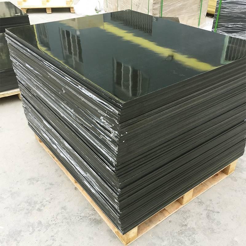 Anti-static fiberglass sheet