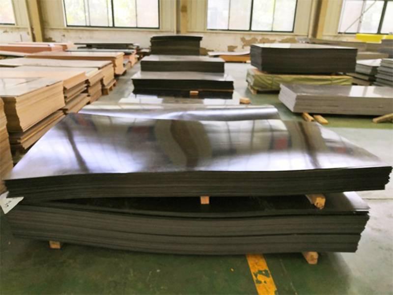 Magnetic conductive fiberglass sheet