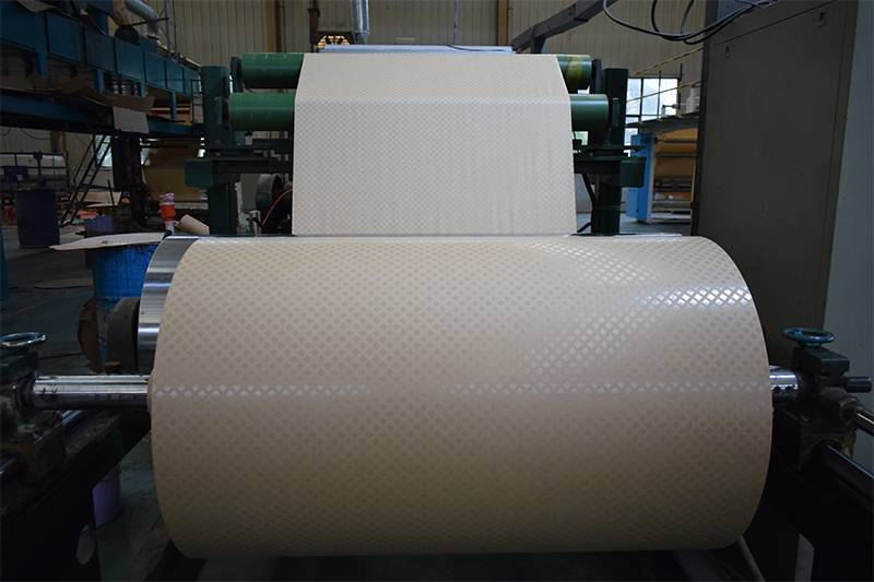 Insulation paper diamond dotted DDP