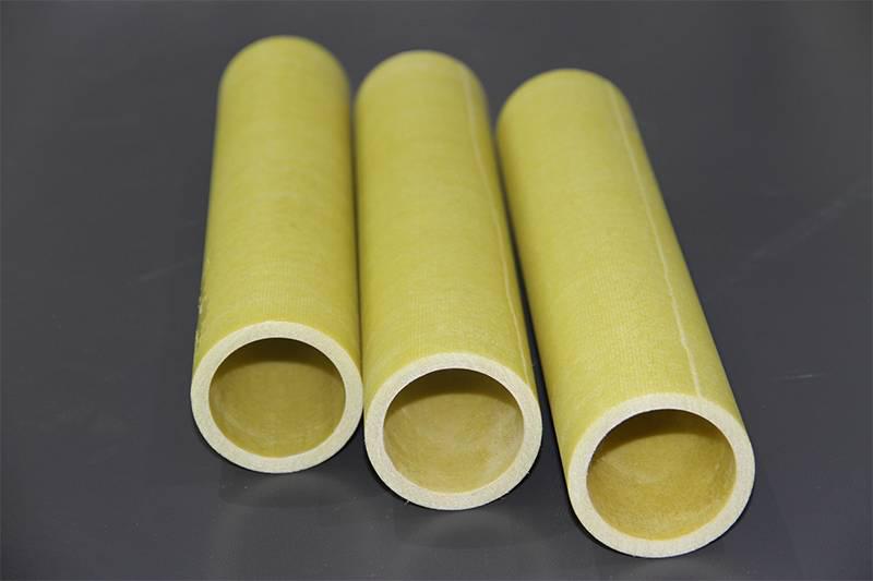 Insulation epoxy glass cloth tube