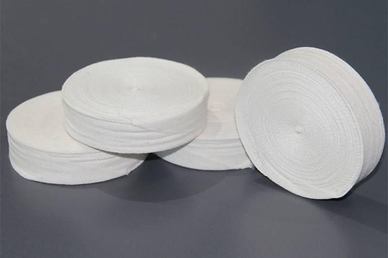 Electrician White Cotton Cloth Belt