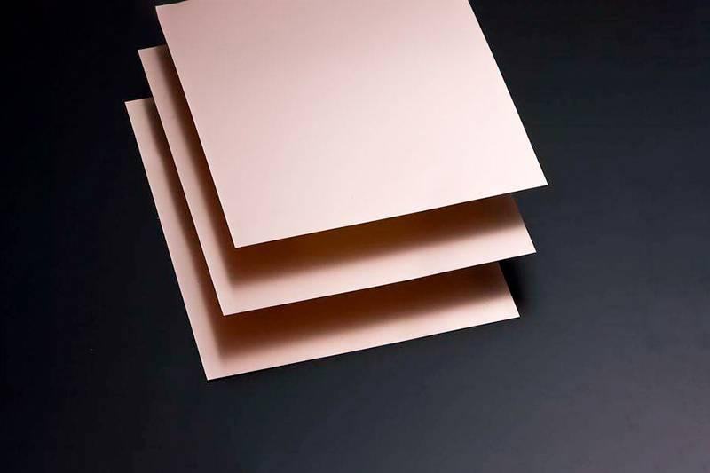 Copper clad laminated