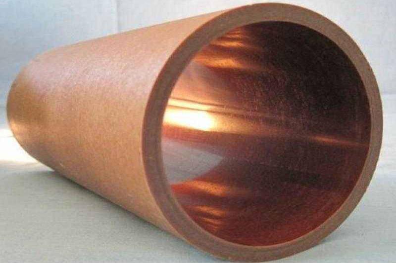 Double maleimide laminated tube
