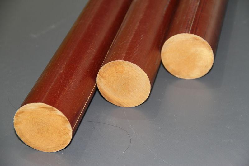 Phenolic cotton cloth rod