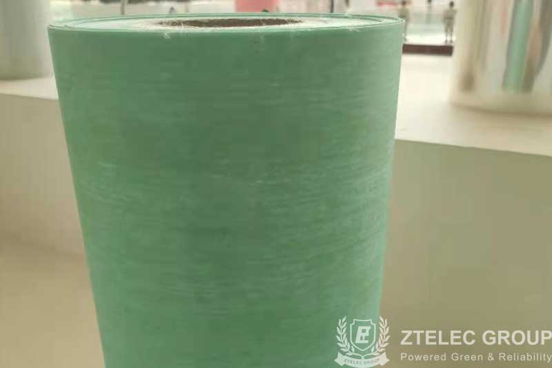 Relationship between DMD insulating paper and motor